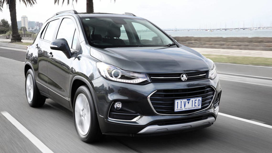 2017 holden trax new car sales price car news carsguide. Black Bedroom Furniture Sets. Home Design Ideas