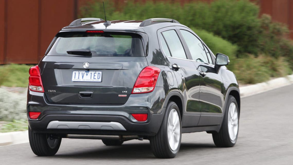 2017 holden trax new car sales price car news carsguide