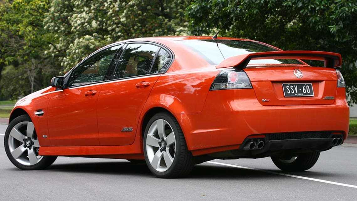 Holden Ve Commodore Ss And Ssv Used Review 2006 2010