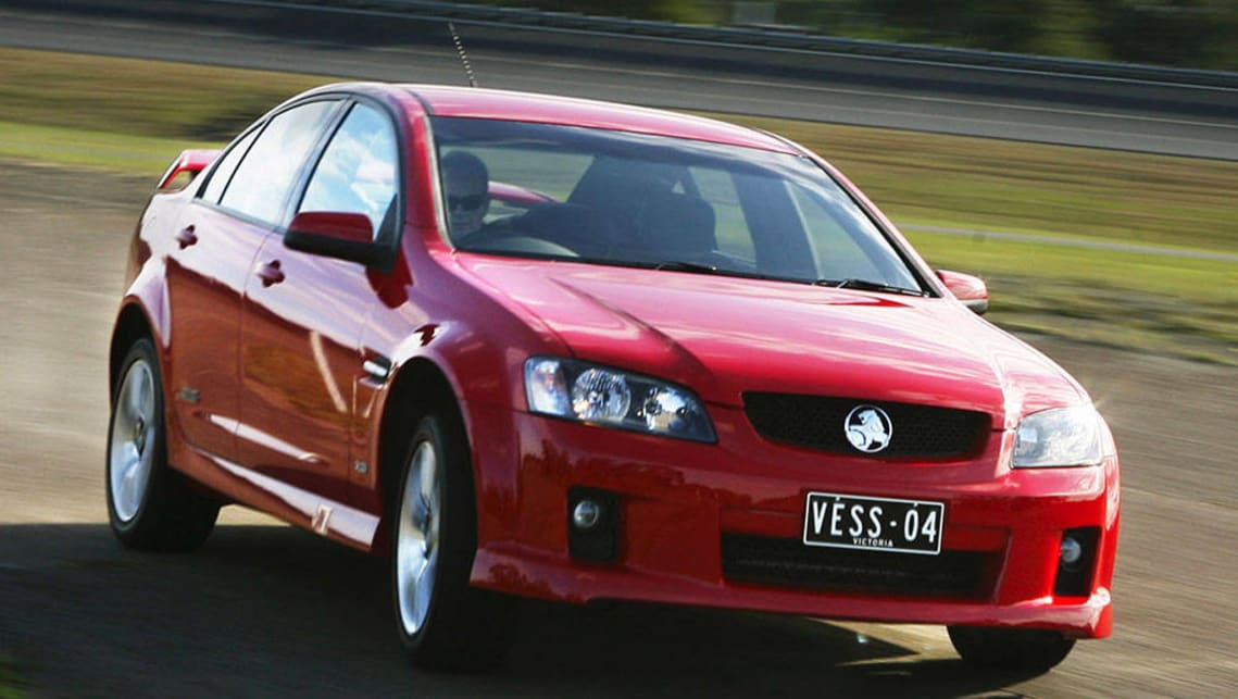 Used holden ve commodore ss and ssv review 2006 2010 carsguide 2006 holden ve commodore ss asfbconference2016 Images
