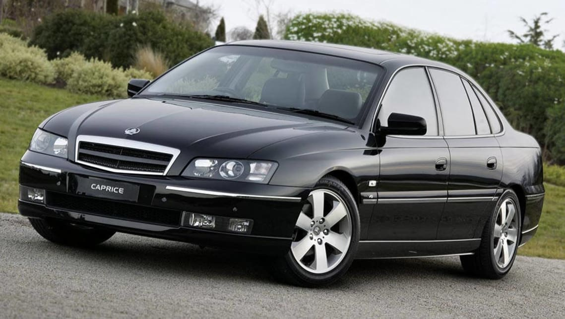 Used Holden Statesman And Caprice Review 1997 2015