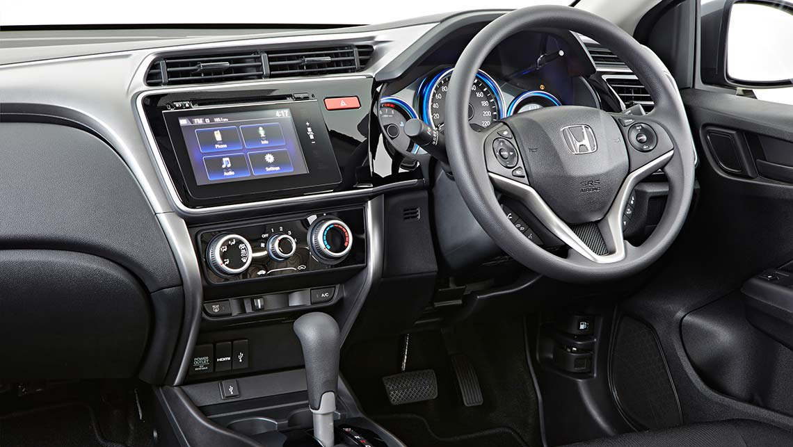 Honda City Auto 2015 Review Carsguide