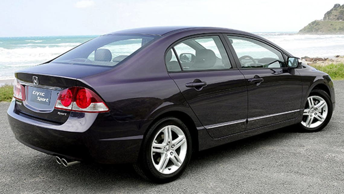 honda civic review   carsguide