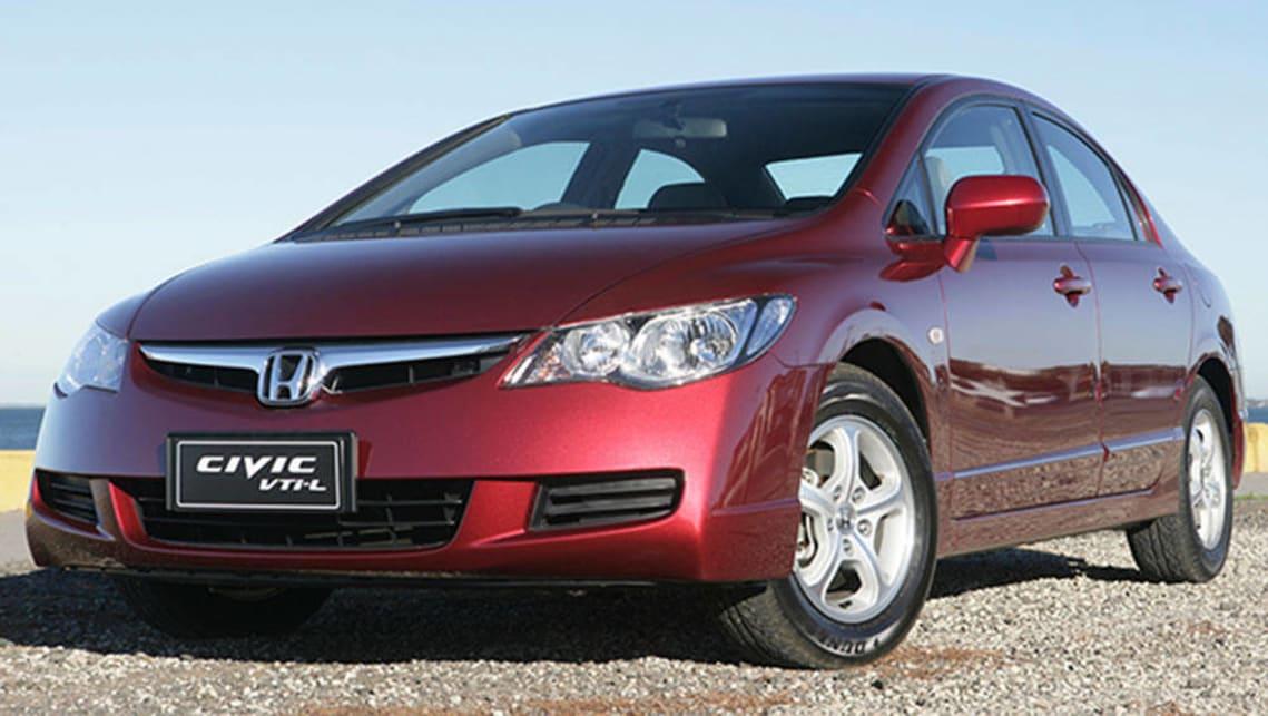 2006 Honda Civic VTi L