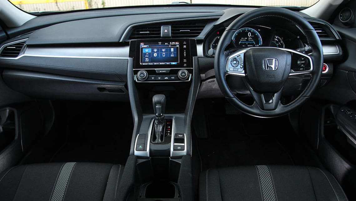 Honda Civic VTi-L sedan 2016 review | carsguide