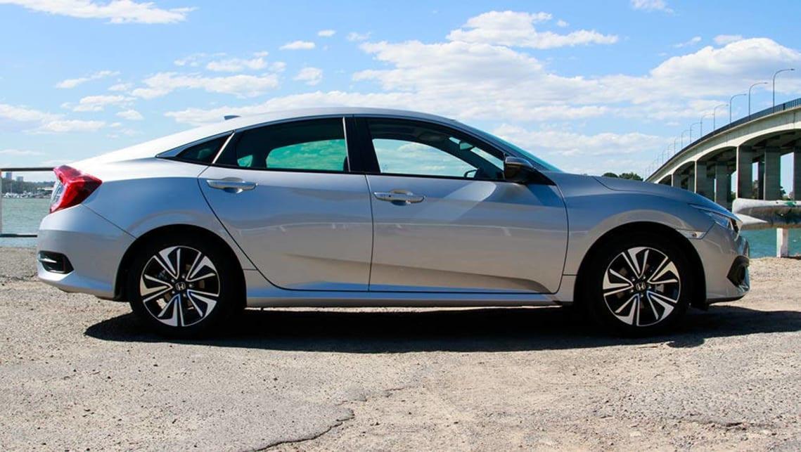 Honda Civic Vti Lx Sedan 2016 Review Carsguide