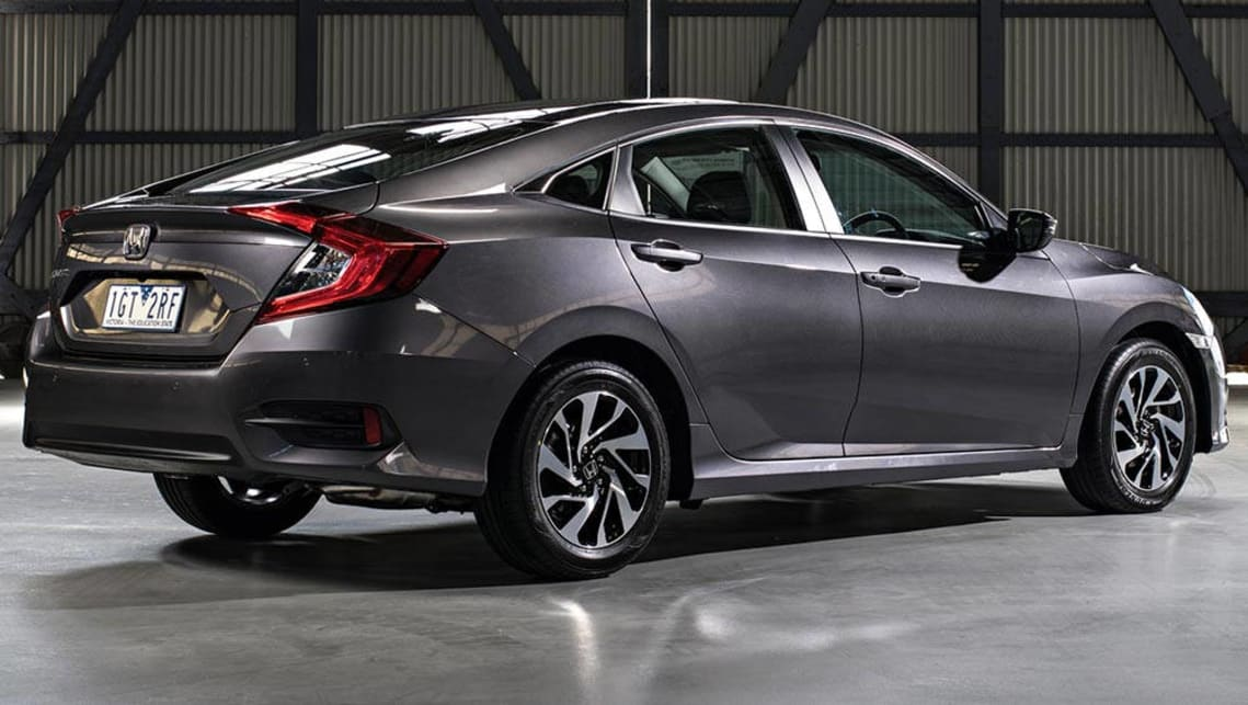 Honda Civic Sedan 2016 Review Carsguide