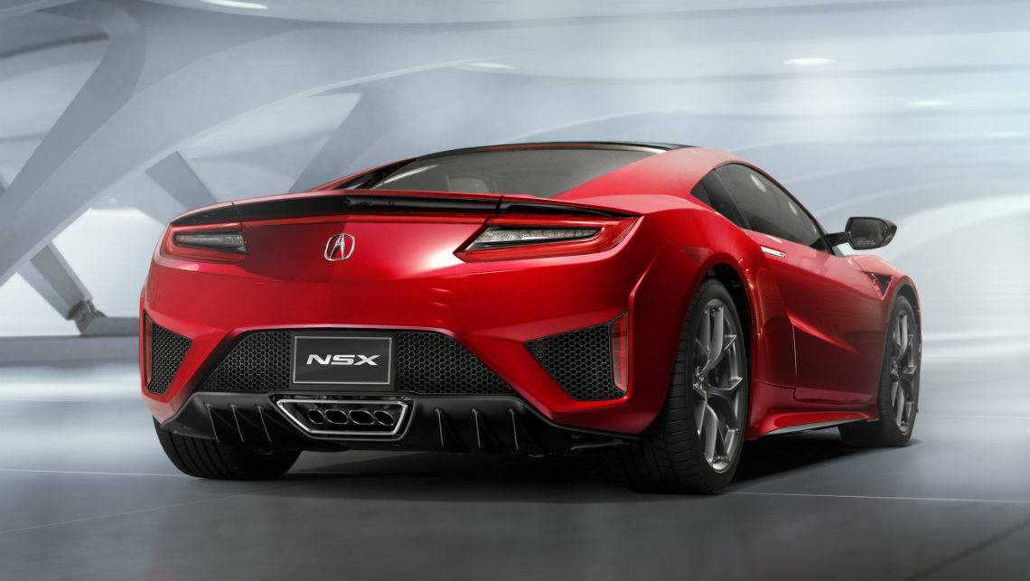 Honda Nsx 2017 New Car Sales Price Car News Carsguide