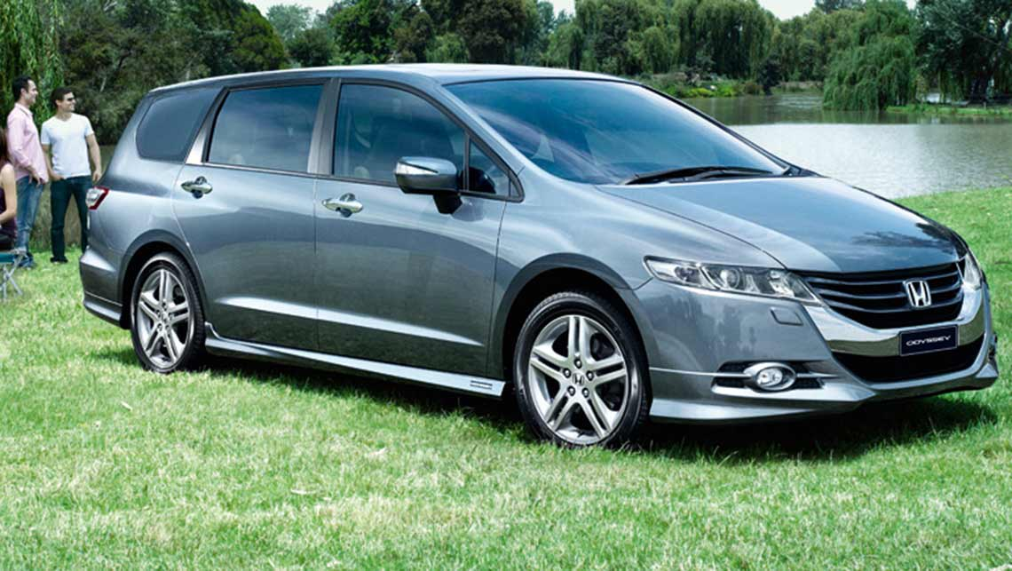 used honda odyssey review 2009 2013 carsguide. Black Bedroom Furniture Sets. Home Design Ideas