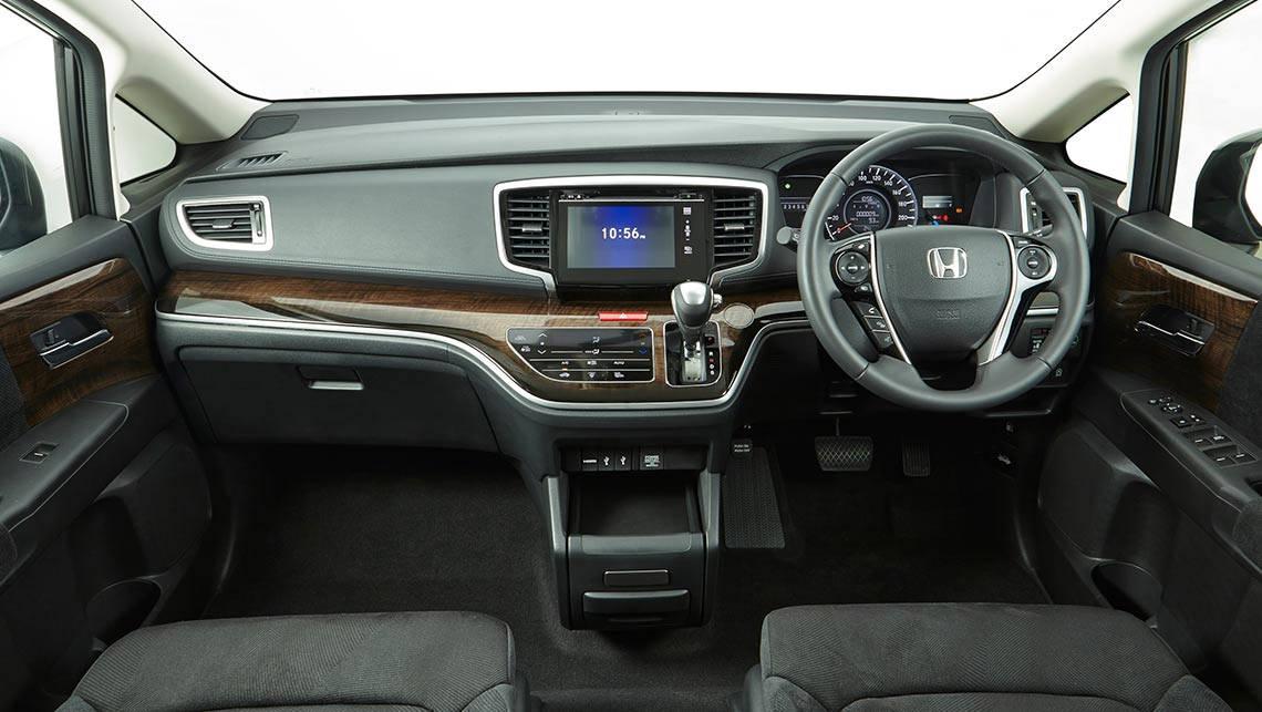Elegant 2014 Honda Odyssey VTi