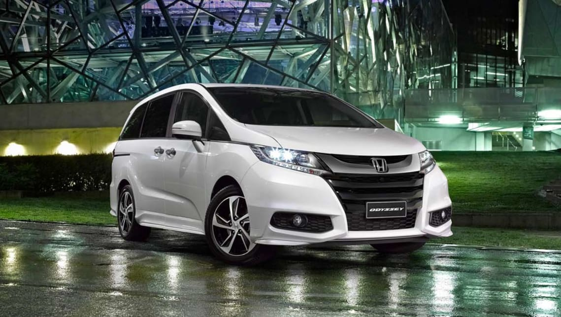 2017 Honda Odyssey and Jazz | new car sales price - Car ...