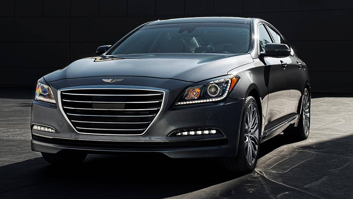 Hyundai Genesis 2015 review