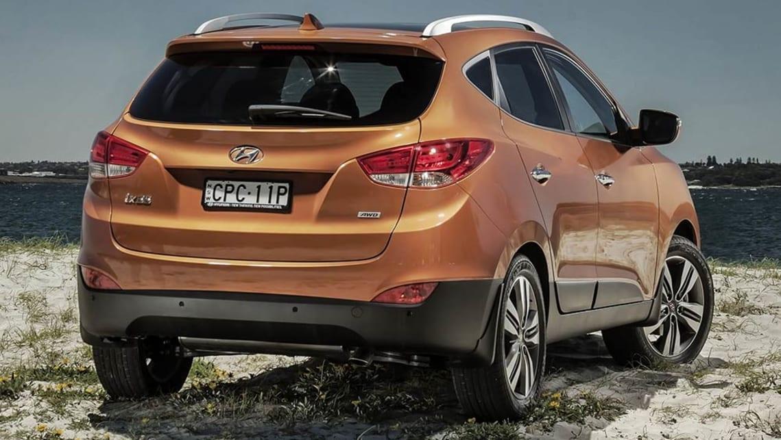 Used Hyundai ix35 review: 2010-2015 | CarsGuide