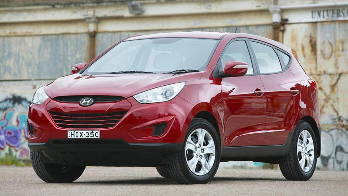 Used Hyundai Ix35 Review 2010 2015 Carsguide