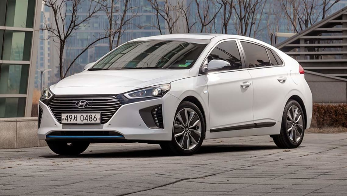 hyundai ioniq 2017 review carsguide. Black Bedroom Furniture Sets. Home Design Ideas