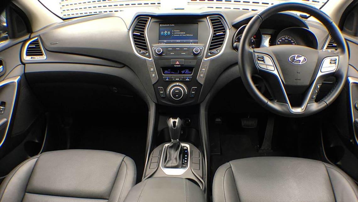 Hyundai Santa Fe Special Edition Review Carsguide
