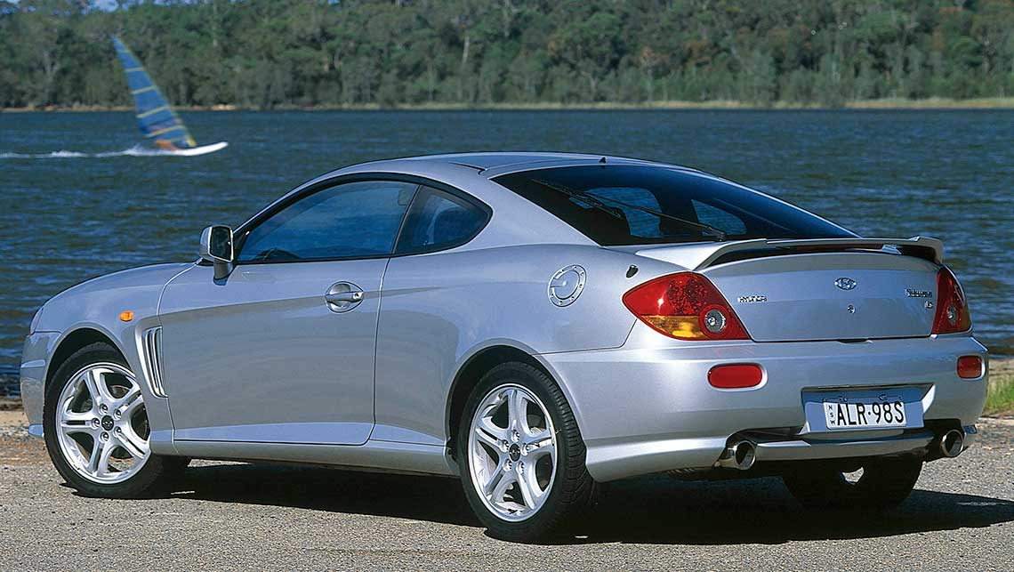 Used Hyundai Tiburon Review 2002 2010 Carsguide
