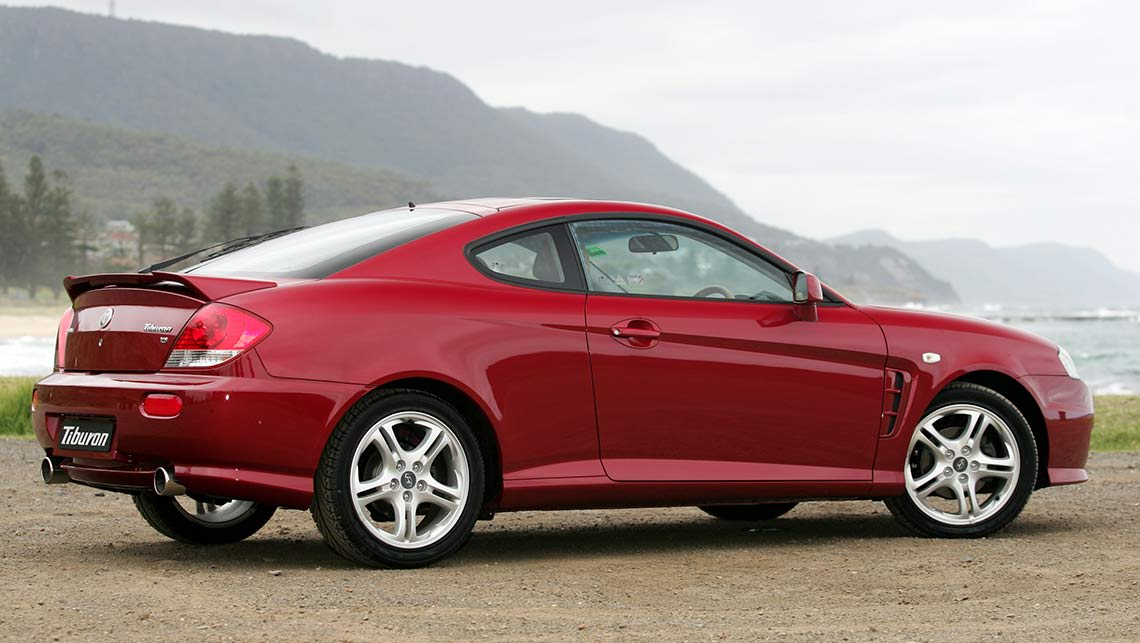 hyundai tiburon used review 2002 2010 carsguide