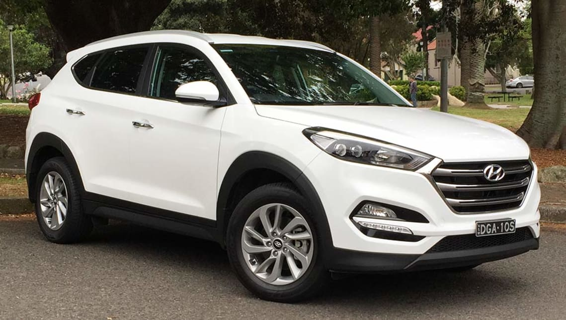 hyundai tucson elite awd 2016 review carsguide. Black Bedroom Furniture Sets. Home Design Ideas