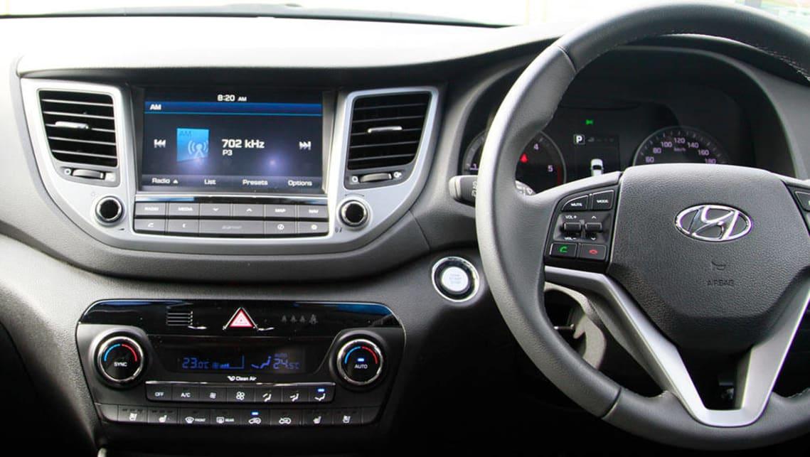 Hyundai Tucson Highlander CRDi Diesel Auto 2017