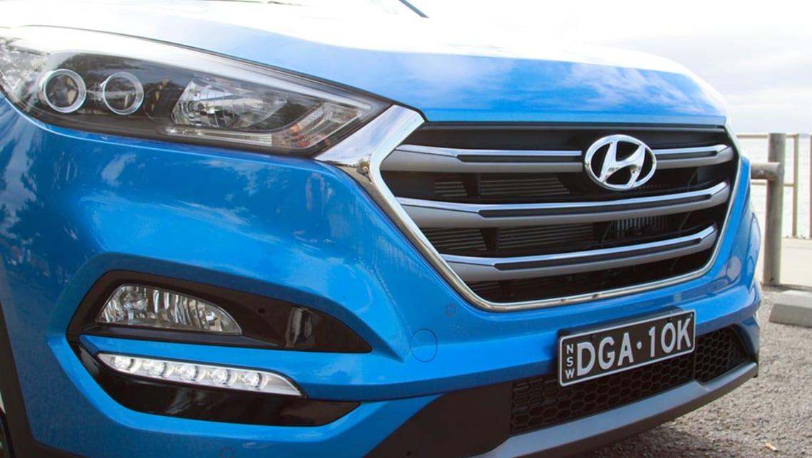Hyundai Tucson 2017 review   CarsGuide