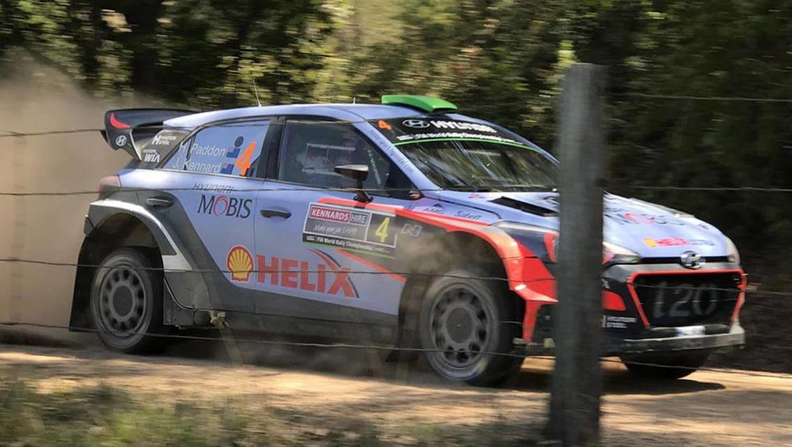2016 Hyundai i20 WRC | anatomy of a rally car - Car Advice | carsguide