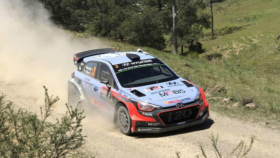 2016 Hyundai I20 Wrc Anatomy Of A Rally Car Car Advice Carsguide