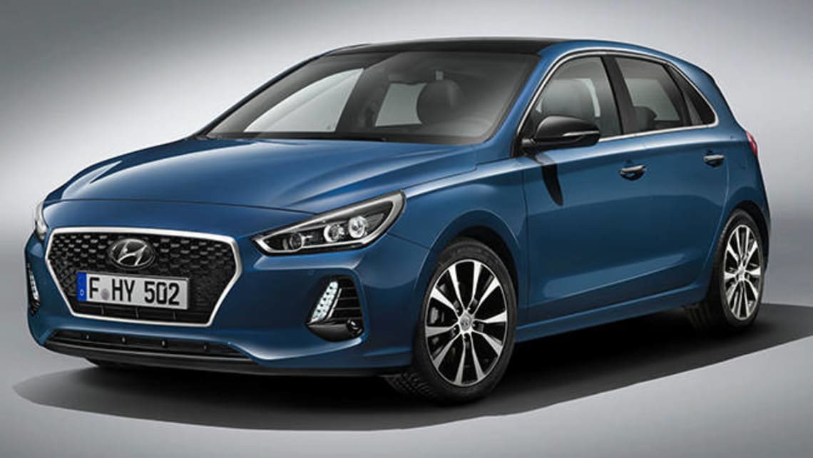 2017 Hyundai i30 set for three bodystyles - Car News ...