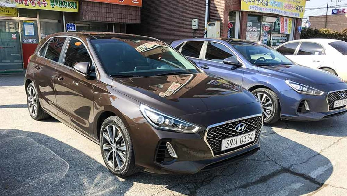 New Hyundai I30 2017 Review  First Drive Video  CarsGuide