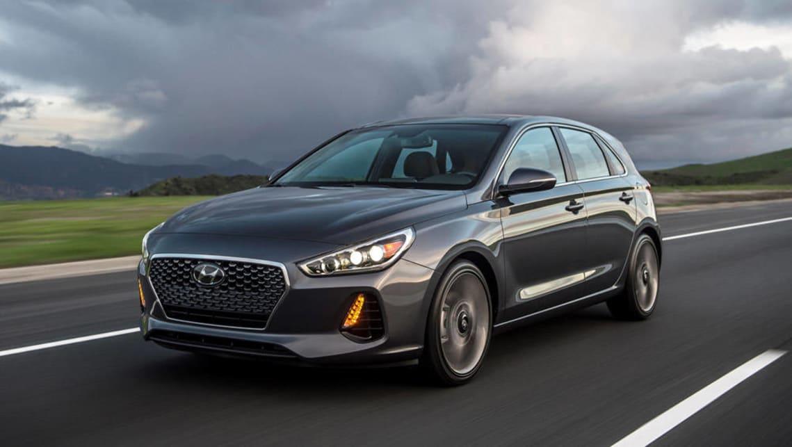 Hyundai Confirms I30 Tcr Program For December Car News
