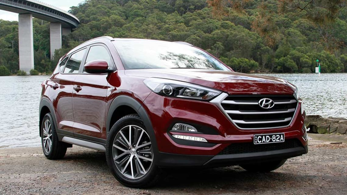 Tucson 2017 Vs Tucson 2018 >> Hyundai Tucson Active X 2016 review | long term video | CarsGuide