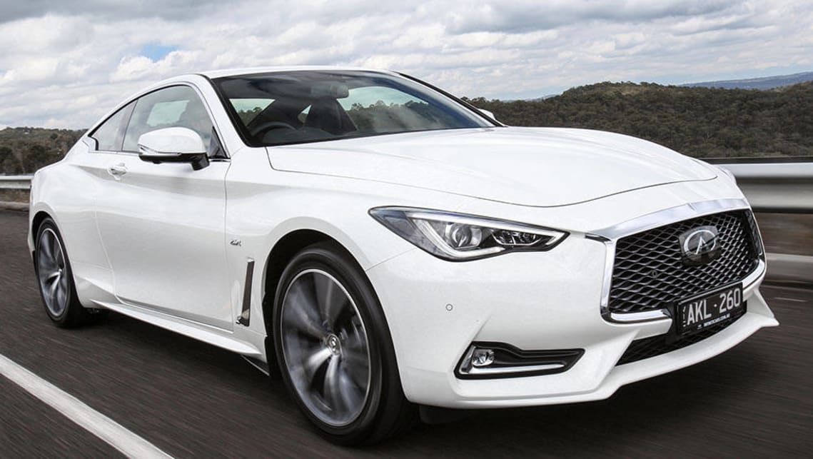 Q50 Launch Control >> Infiniti Q60 GT 2017 review | CarsGuide