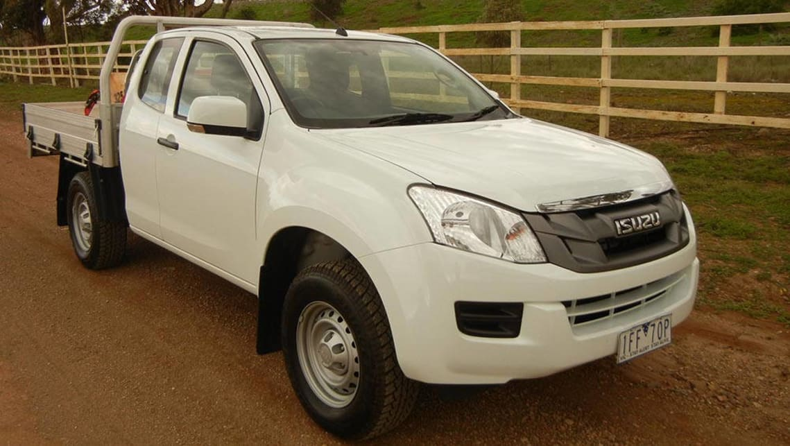 Isuzu D Max Sx Space Cab Chassis 4x4 2016 Review Carsguide