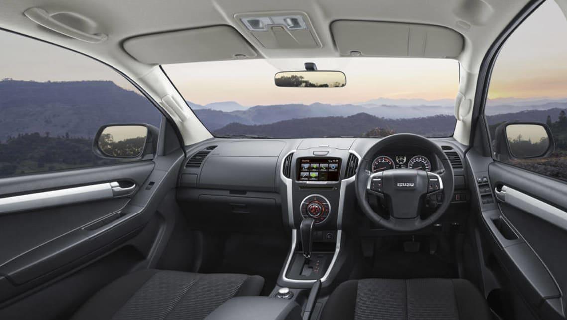 2017 Isuzu D Max New Car Sales Price Car News Carsguide