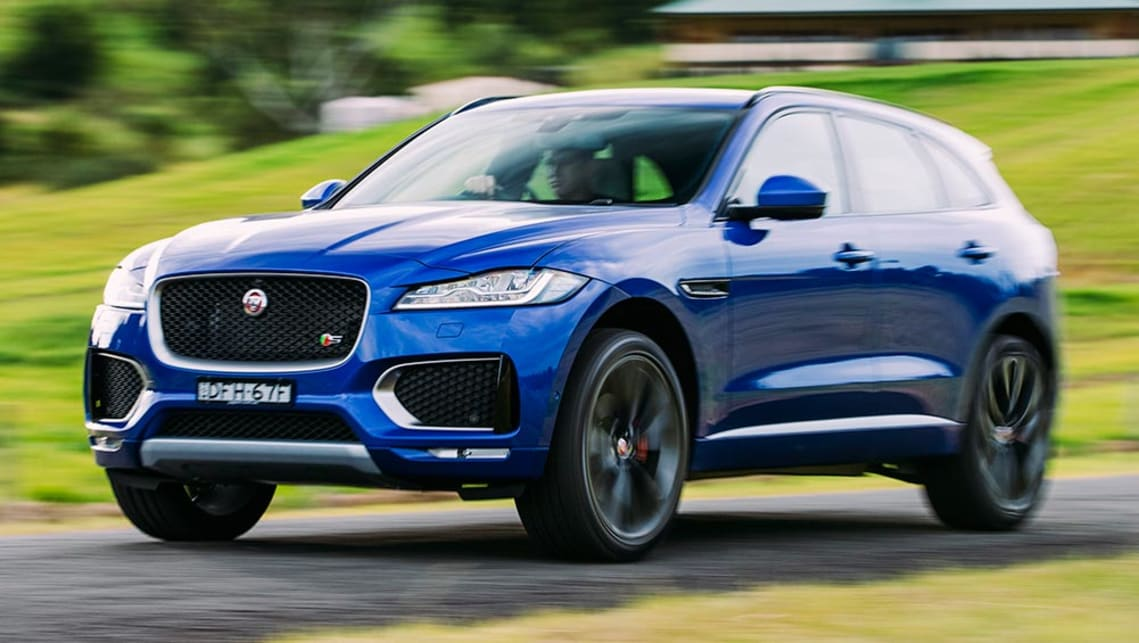 Jaguar F-Pace 2016 | new car sales price - Car News | CarsGuide
