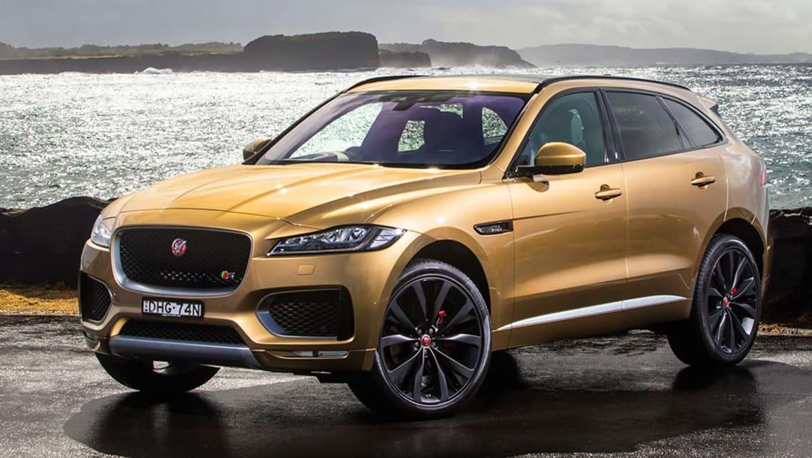 Jaguar f-pace price australia