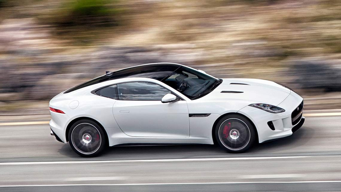 Jaguar F Type 2014 Review