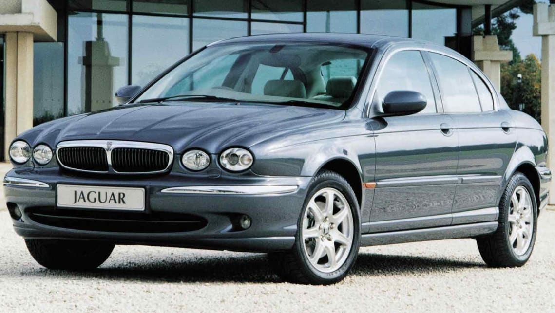 Exceptional 2002 Jaguar X Type