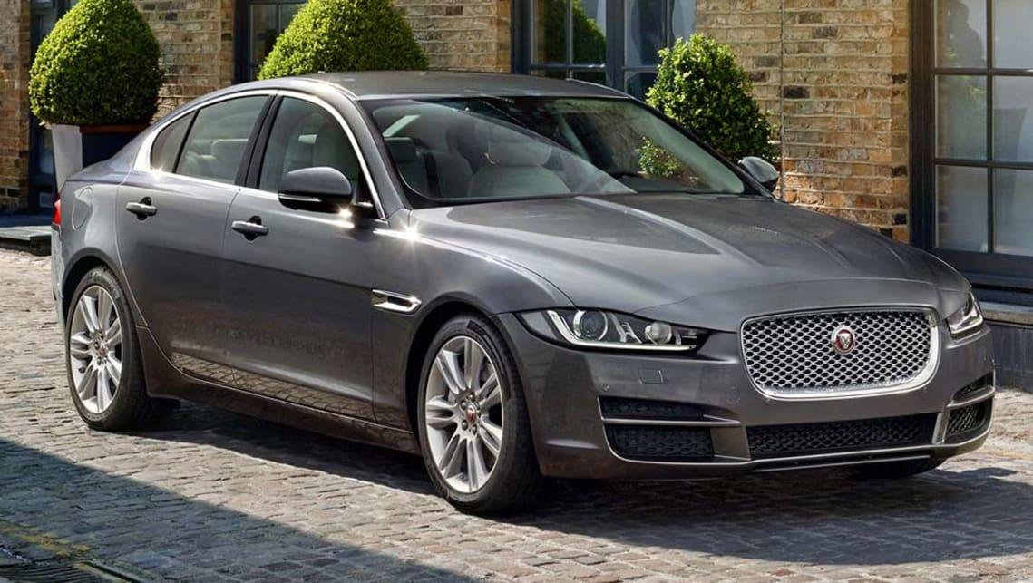 jaguar xe portfolio 25t 2016 review carsguide