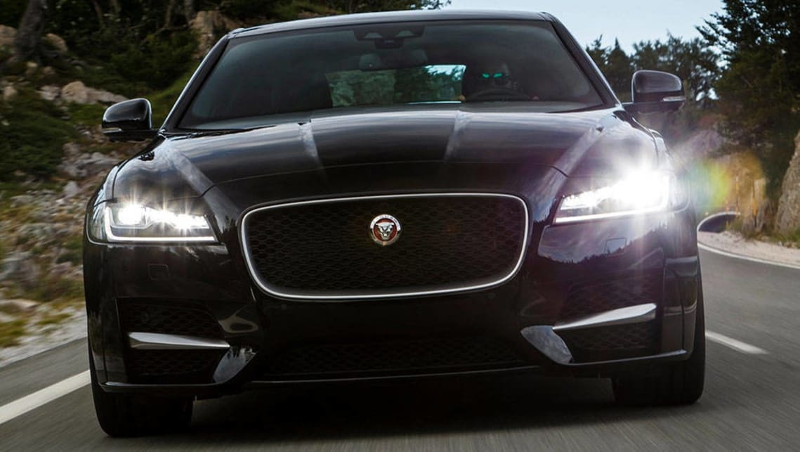 2017 Jaguar XF Sportbrake Wagon Confirmed For Australia