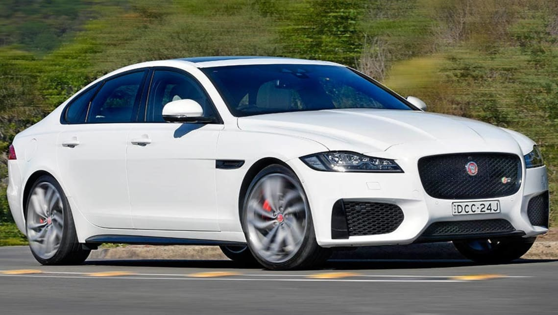 2016 jaguar xf s 30d review road test carsguide. Black Bedroom Furniture Sets. Home Design Ideas