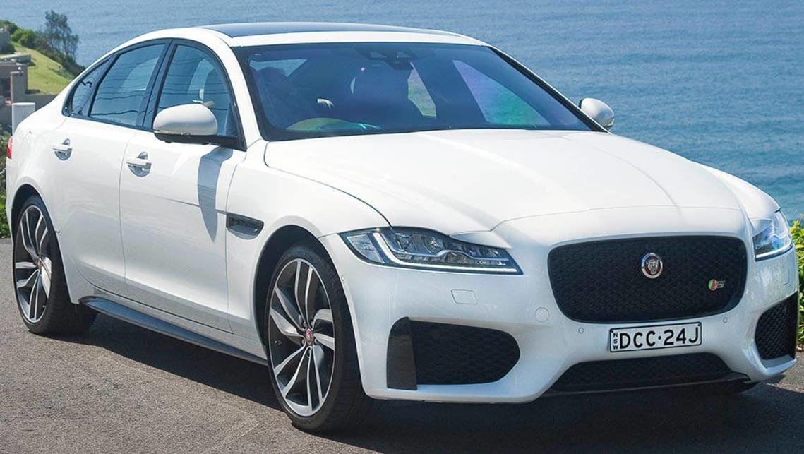 jaguar xf s v6 2016 review | carsguide