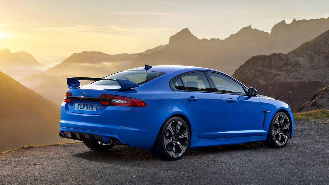 Jaguar XFRS 2014 Review  CarsGuide