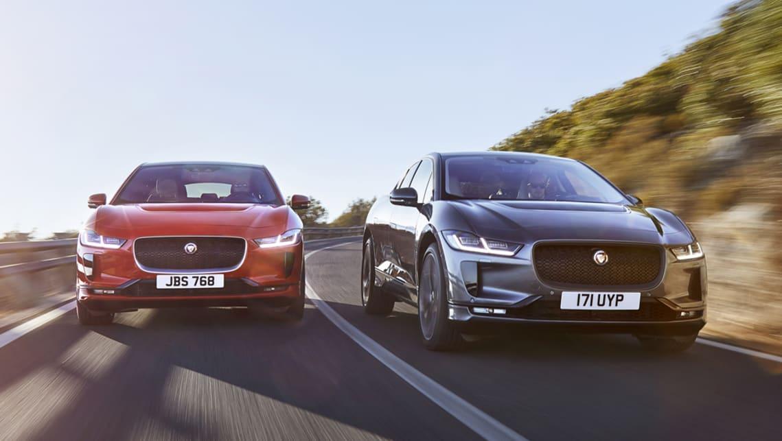 2018 Jaguar I-Pace: Design, Specs, Release >> Jaguar I Pace 2018 Pricing And Specs Revealed Car News Carsguide