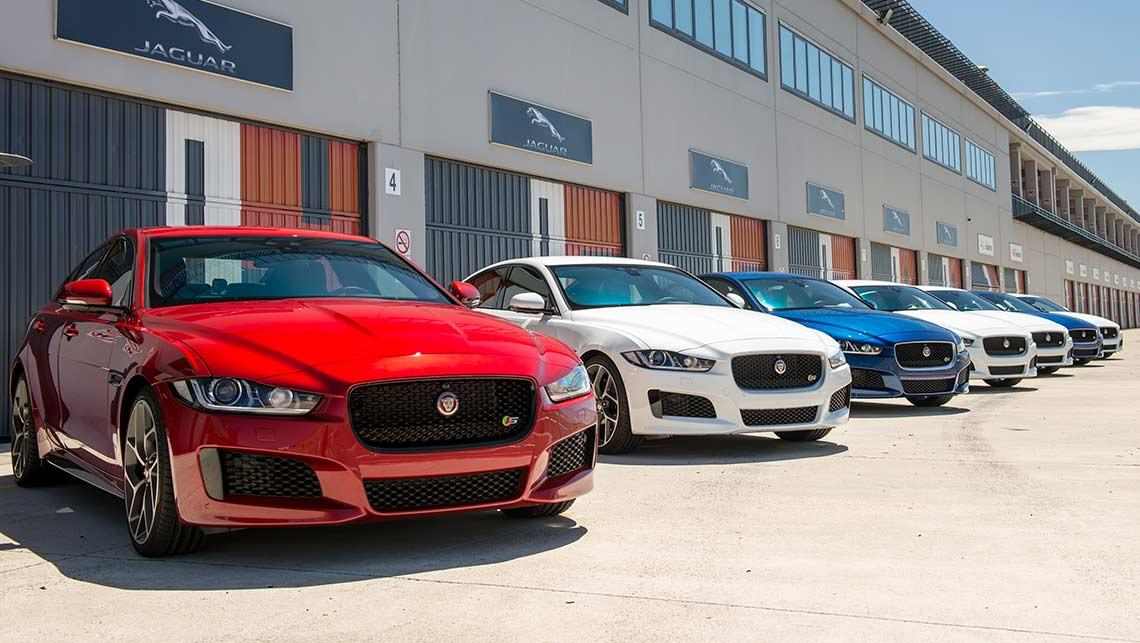Jaguar XE New Car Sales Price Car News CarsGuide - 2015 jaguar xe