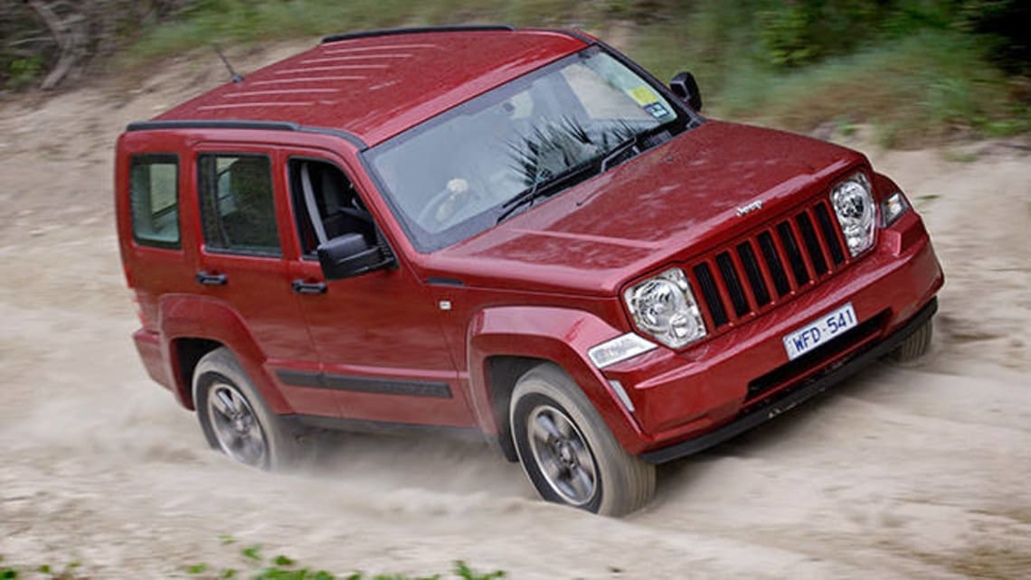 Used Jeep Cherokee Review: 2008 2009