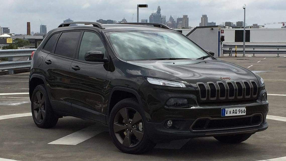 Reviews on the jeep cherokee