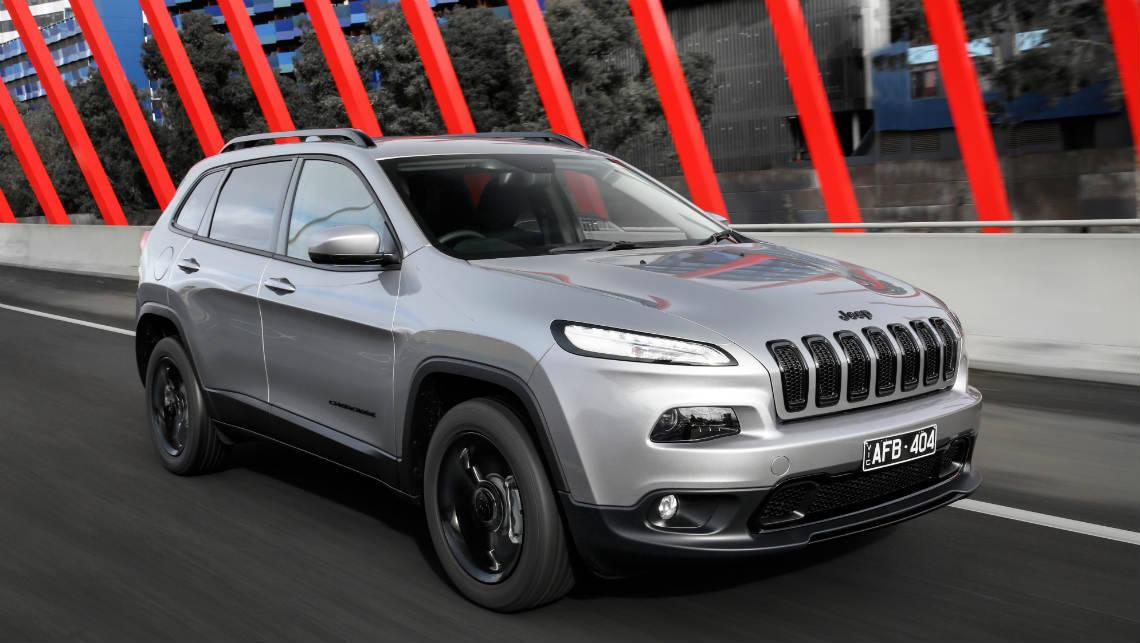 Charming 2015 Jeep Cherokee Blackhawk Limited Edition