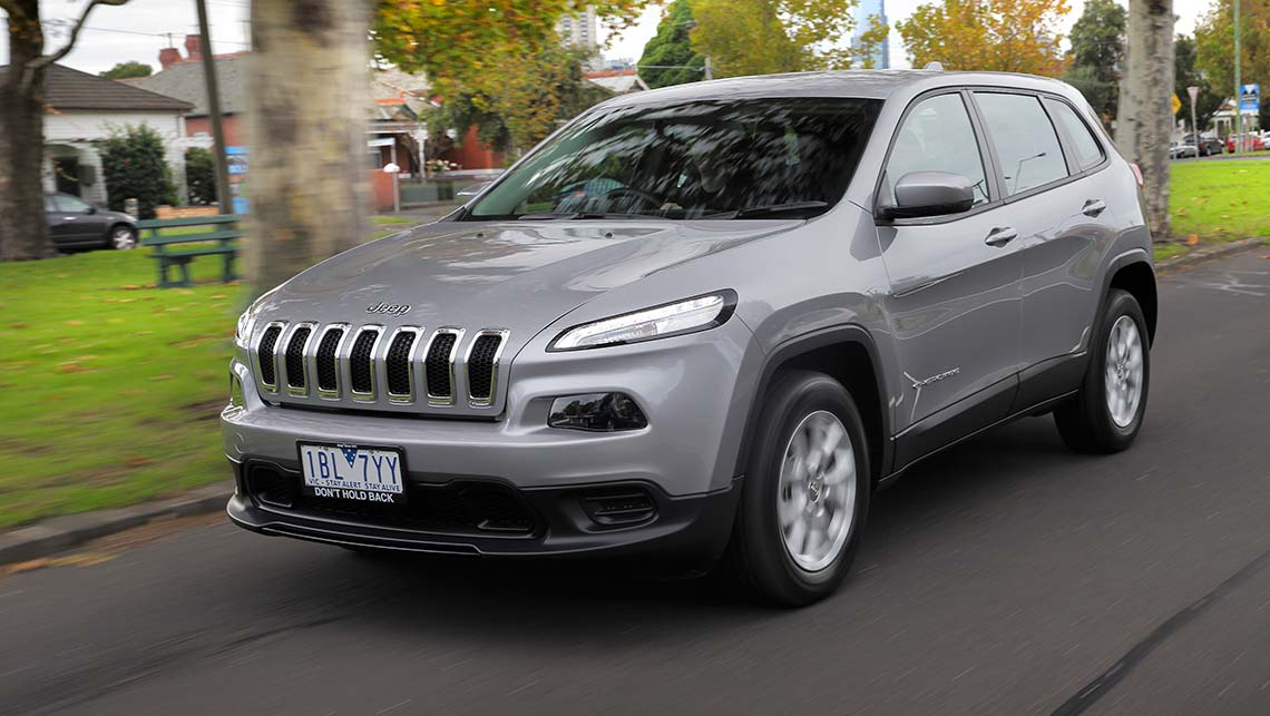 jeep cherokee sport 2014 review carsguide. Black Bedroom Furniture Sets. Home Design Ideas
