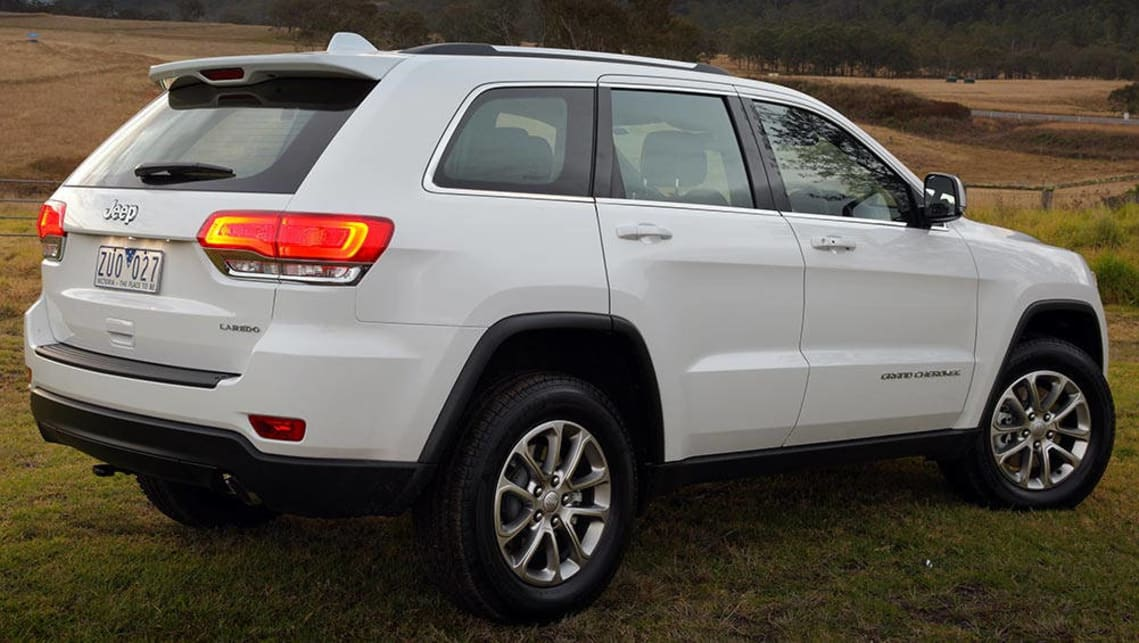 2016 Jeep Grand Cherokee Laredo diesel review  road test  CarsGuide